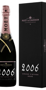 "vignette MOëT & CHANDON ""GRAND VINTAGE"" ROSé"