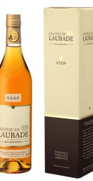 """vignette Château de Laubade """"V.S.O.P."""""""