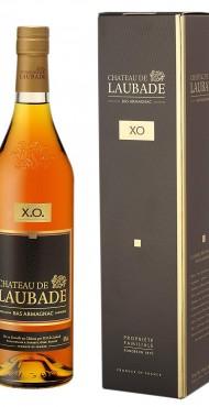 """vignette Château de Laubade """"X.O."""""""