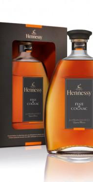 """vignette HENNESSY """"Fine de Cognac"""""""