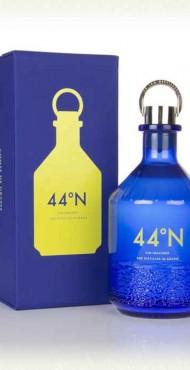 "vignette Gin ""44° N"" Comte de Grasse"