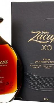 """vignette RON ZACAPA """"Centenario X. O."""""""