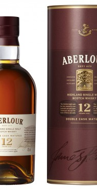 "vignette ABERLOUR 12 ans ""Double Cask Matured"""