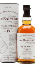 "vignette BALVENIE 15 ANS ""SINGLE BARREL"""