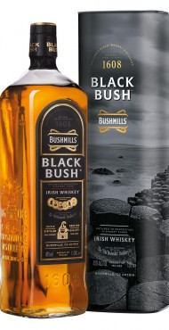 """vignette BUSMILLS """"BLACK&nbspBUSH"""""""