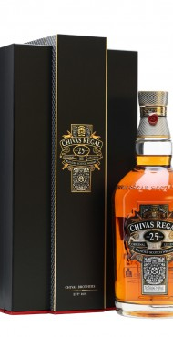 vignette CHIVAS REGAL 25 ANS