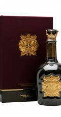 "vignette CHIVAS 38 ANS ""ROYAL SALUTE  STONE OF DESTINY"""