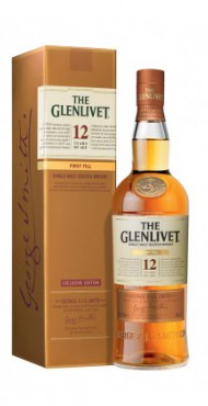 "vignette THE GLENLIVET 12 ANS ""FIRST FILL"""