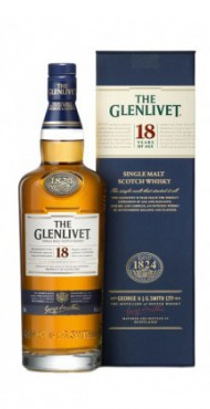 vignette THE GLENLIVET 18 ANS