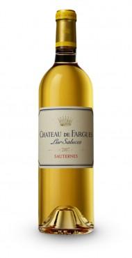 vignette Sauternes Château de Fargues