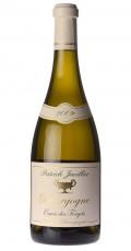 "vignette Bourgogne ""Chardonnay - Cuvée des Forgets"" Domaine Patrick Javillier"