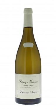 """vignette Puligny Montrachet """"Champs Canets"""" Domaine Etienne Sauzet"""