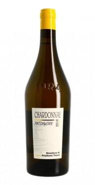 "vignette Arbois Chardonnay ""Patchwork"" Domaine Stéphane Tissot"