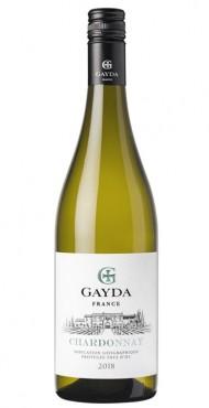 "vignette IGP Pays d' Oc ""Chardonnay"" Domaine Gayda"