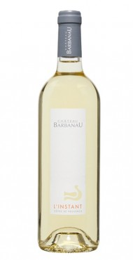 """vignette Côtes de Provence """"L'&nbspInstant"""" Château Barbanau"""
