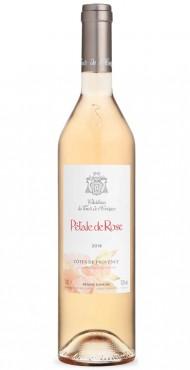 """vignette Côtes de Provence """"Pétale de Rose"""" Château La Tour L' Évèque"""