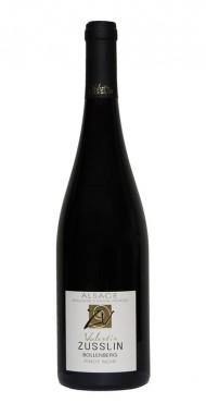 "vignette Alsace ""Pinot Noir"" Domaine Valentin Zusslin"