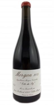 """vignette Morgon """"Côtes du Py"""" Domaine Foillard"""