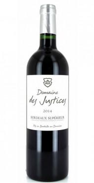 vignette Bordeaux Supérieur Domaine des justices