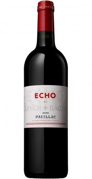 vignette éCHO DE LYNCH BAGES
