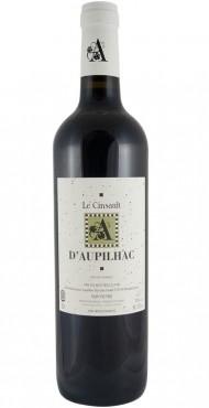 """vignette Languedoc Montpeyroux """"Cinsault"""" Domaine d' &nbspAupilhac"""