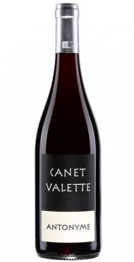 """vignette Saint Chinian """"Antonyme"""" Domaine Canet Valette"""