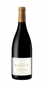 """vignette Côtes du Roussillon """"Authentique"""" Domaine Lafage"""