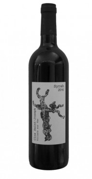 """vignette Côtes de Provence """"Syrah"""" Clos Saint Joseph"""