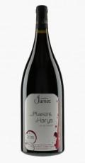 """vignette Vin de France """"Les Plaisirs d'Harys"""" Domaine Jamet"""