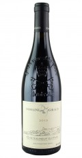 "vignette Chateauneuf du Pape ""Tradition"" Domaine Giraud"