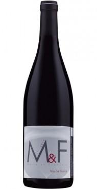 """vignette Vin de France """"m & f"""" Domaine Giraud"""